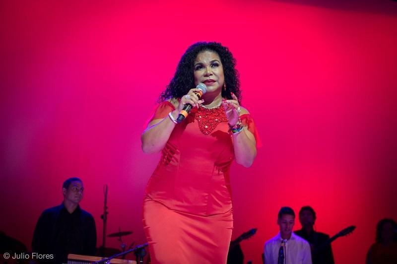 Actuarán hoy cantante Peruana Eva Ayllón y Jorge Reyes en Bellas Artes