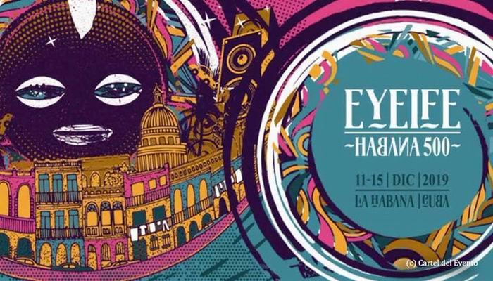 Acogerá La Habana Festival de Música Electrónica Eyeife 2019
