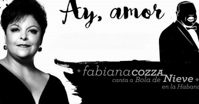 Actuará en La Habana cantante brasileña Fabiana Cozza