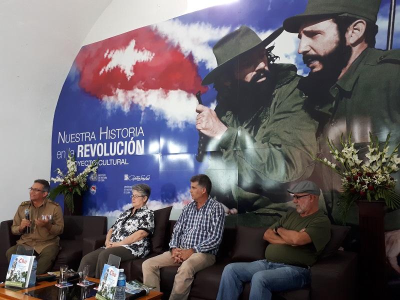 En FIL Cuba 2019: La historia de grandes hombres para lo más pequeños