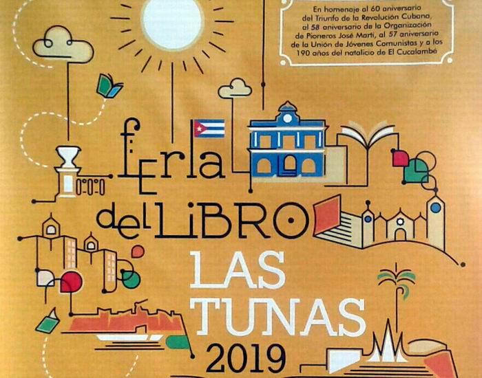 La Feria del Libro 2019 llega a Las Tunas