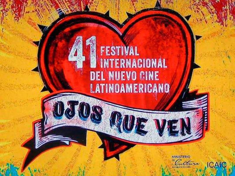 Ya estamos en Festival Internacional de Nuevo Cine Latinoamericano número 41 (+VIDEO)