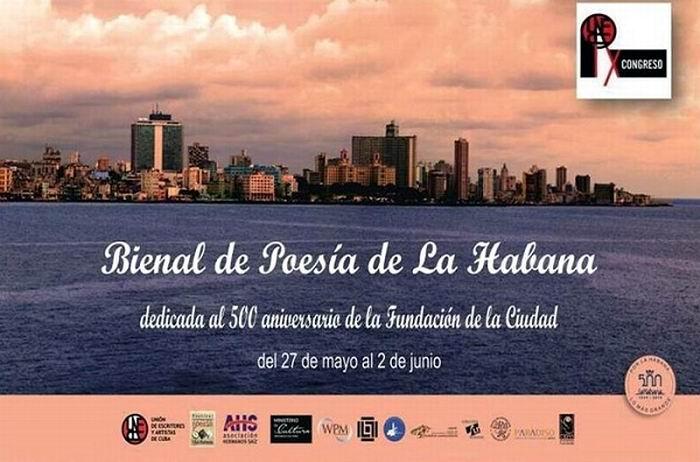 Estrecharán lazos Cuba y China en primera Bienal de Poesía
