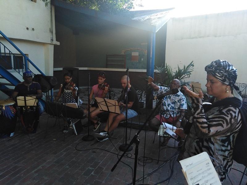 En Audio: Se abren las cortinas del XV Festival de Música Popular Barbarito Diez