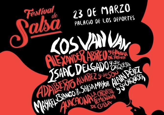 Participarán desde hoy varias orquestas cubanas en Festival de la Salsa 2019 en México