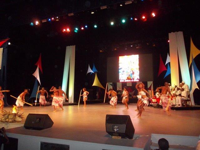 Festival del Caribe o Fiesta del Fuego