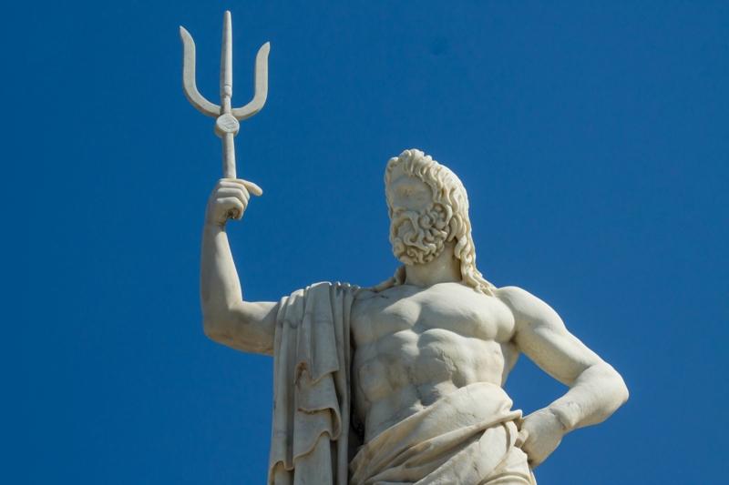 El transitar de Neptuno