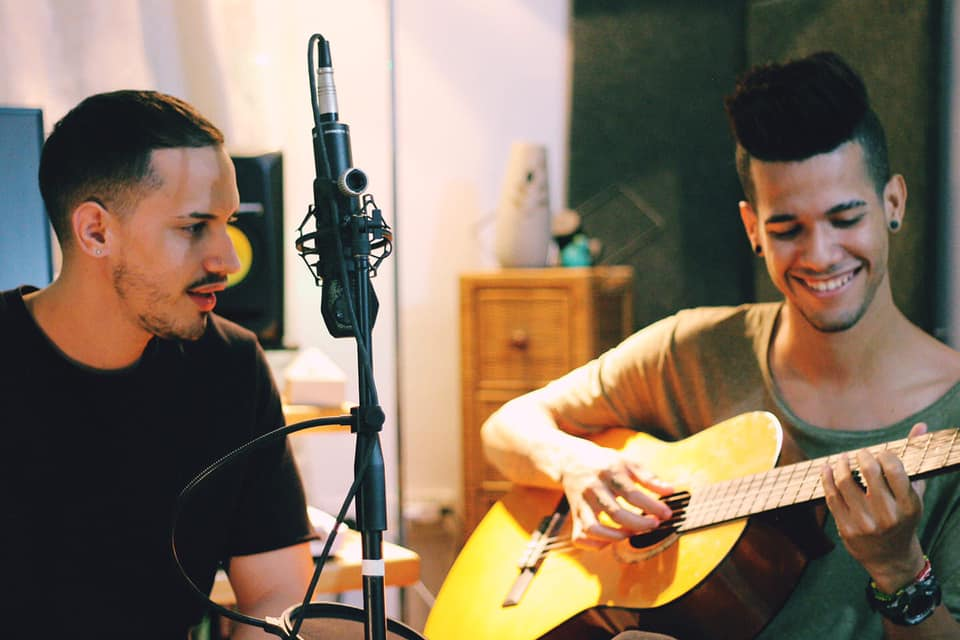 """Improvisa2: """"La música es una sola, somos artistas para el público"""""""