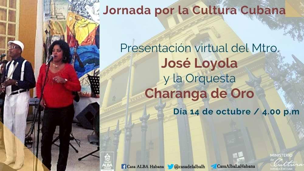 Jornada de la cultura cubana en la Casa del Alba