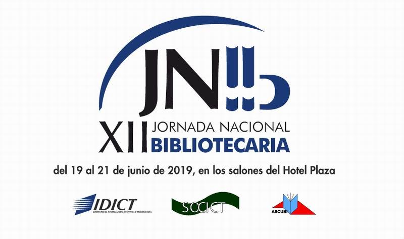 XII Jornada Nacional Bibliotecaria: por la transformación digital y la sostenibilidad