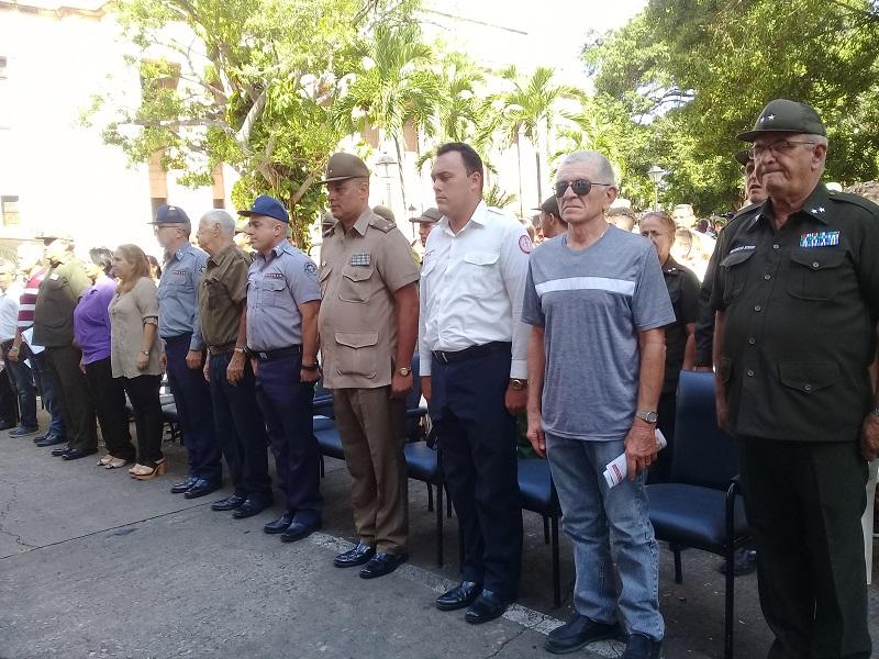 Comienza Semana Nacional de Protección contra Incendios