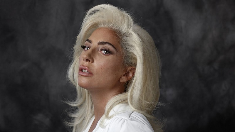 Lady Gaga en la cima