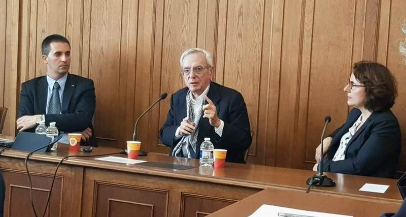 Havana Historian Gives Master Lecture at University of Paris
