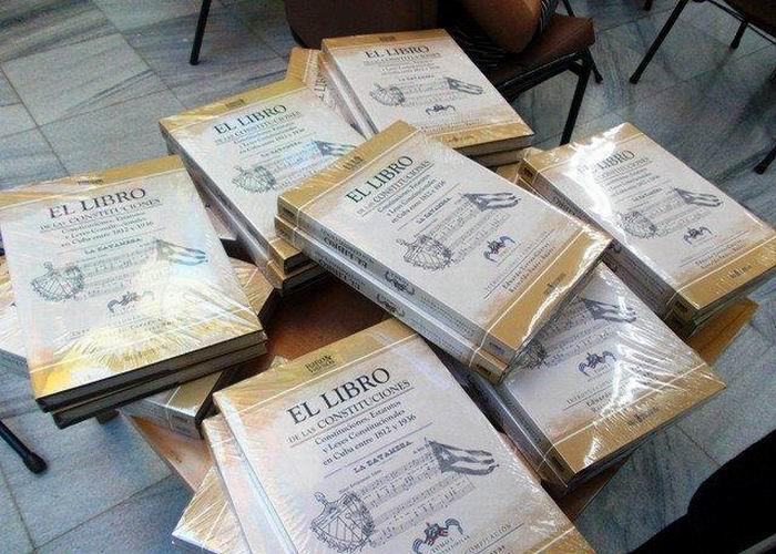 Libro de las Constituciones