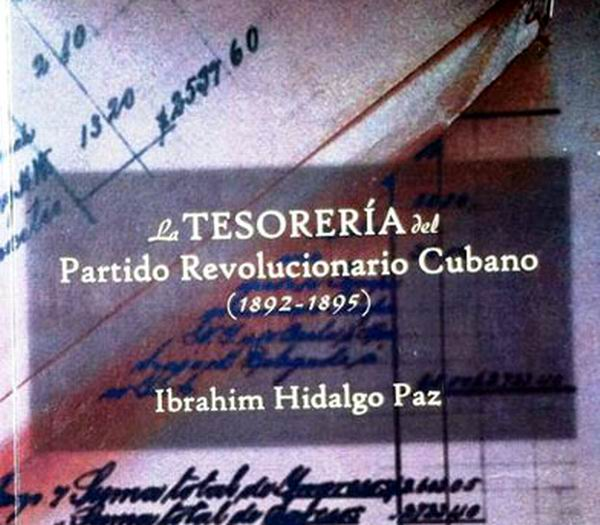 La Tesorería del Partido Revolucionario Cubano (1892-1895)