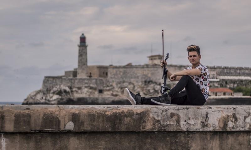 Marcos del Risco: el violín como voz, la música popular como vía