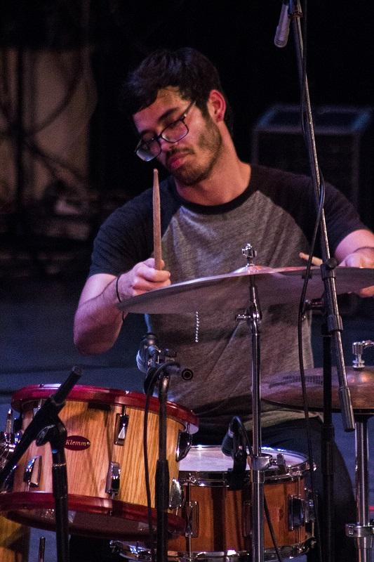 """Marcos Morales: """"Con la batería me encontré incluso como persona"""""""