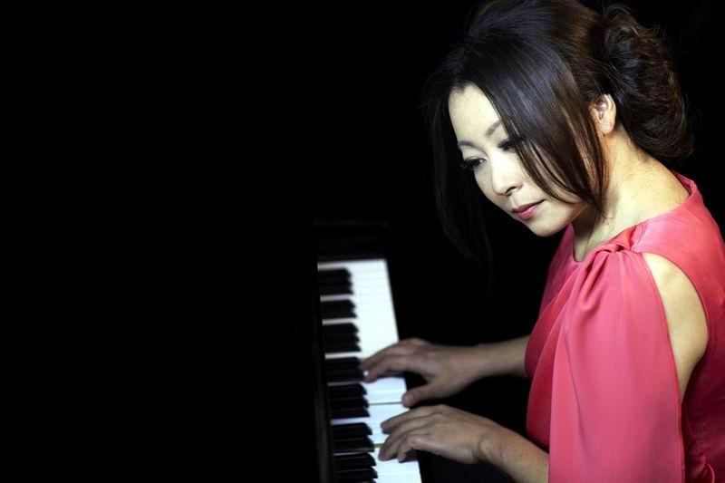 Pianista japonesa Mine Kawakami ofrece concierto en Cuba