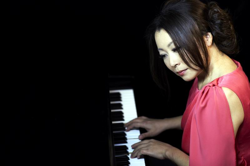 Actuará en Cuba pianista japonesa Mine Kawakami
