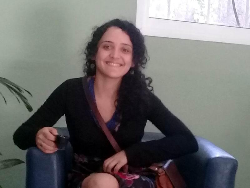 Miriannys Montes de Oca, autora también de Guerreros