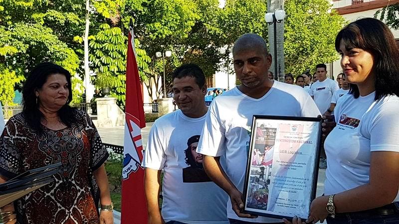 Empresa de Turismo de Ciudad de Camagüey, Vanguardia Nacional