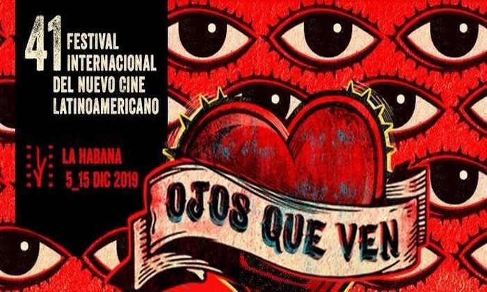 Las exposiciones del Festival de Cine habanero en su edición 41