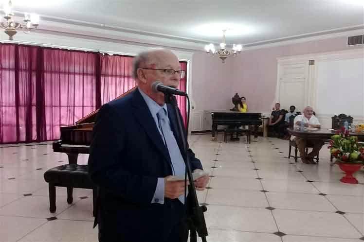 El músico y pedagogo cubano americano Salomon Mikowsky ofrecerá una presentación única, en La Habana