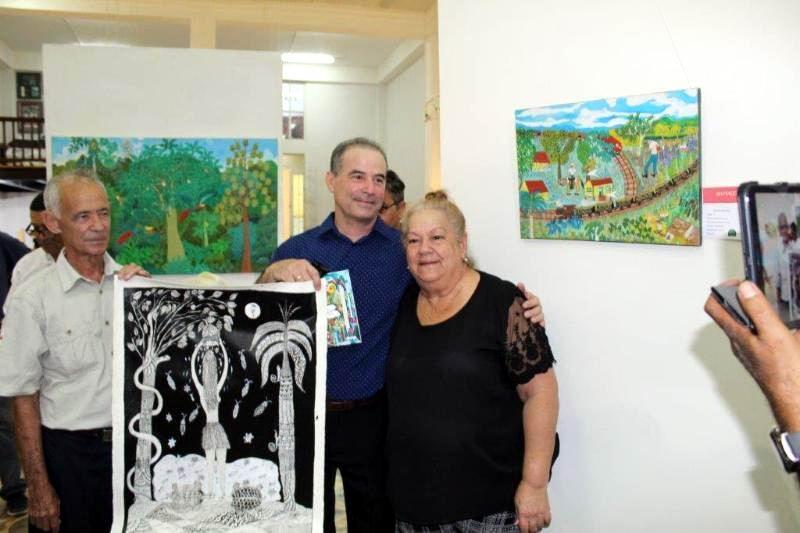 Lo mejor del Arte Naif se premió en Santiago (+Fotos)