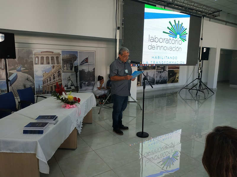 En Pinar del Río, primer Laboratorio Urbano de Innovación Tecnológica