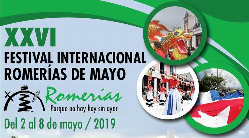 La música se adueña de Las Romerías de Mayo en Holguín