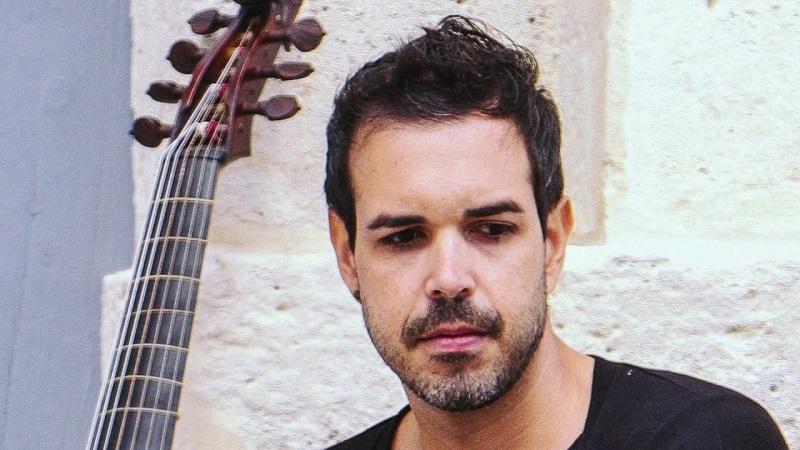 Ronald Martín Alonso descubriendo pasiones con la música antigua