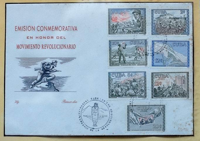 El Moncada: por primera vez en un sello de correos