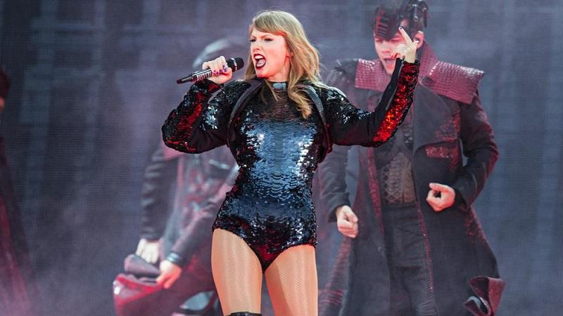 Detrás de la música de un concierto de Taylor Swift, desde España