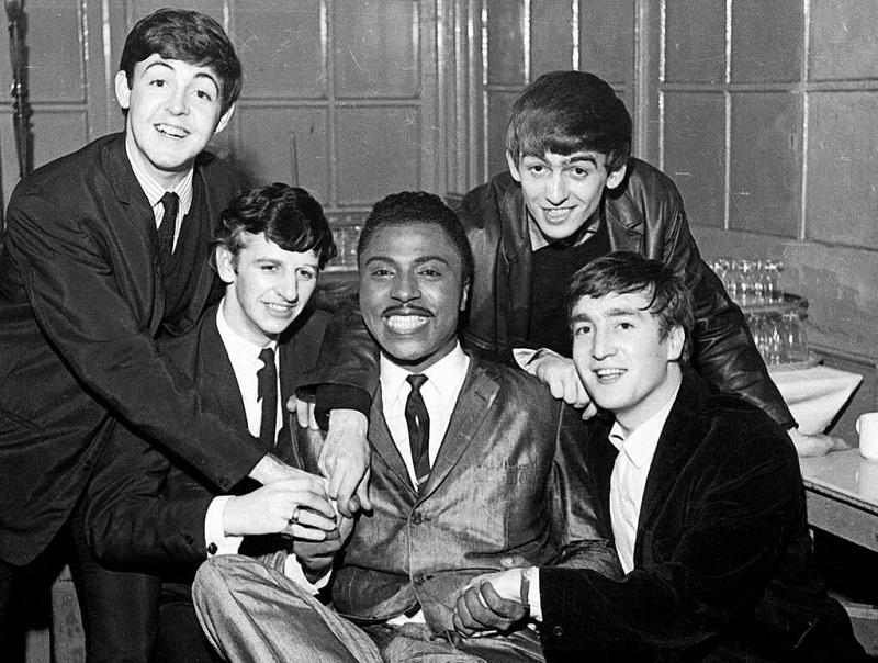 Detrás de la música de Little Richard, un grande