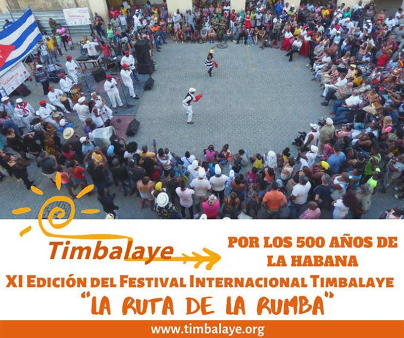 The Announced and Ongoing XI International Timbalaye Festival