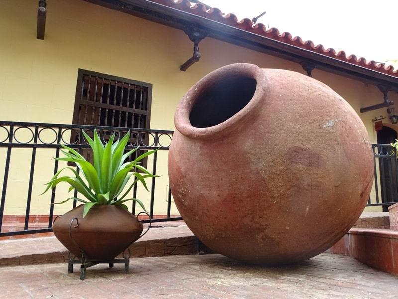 El agua del tinajón camagüeyano
