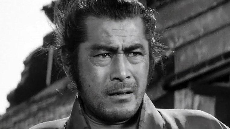 Toshiro Mufune bajo el influjo de Kurosawa