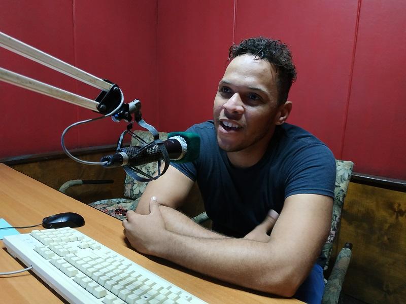 """Yaset Valdés Acosta: """"Hoy daré el sí más sincero por la Constitución"""""""
