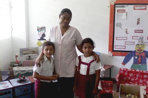 Yiliena Jiménez Cuesta, ejemplo de la mujer cubana de estos tiempos