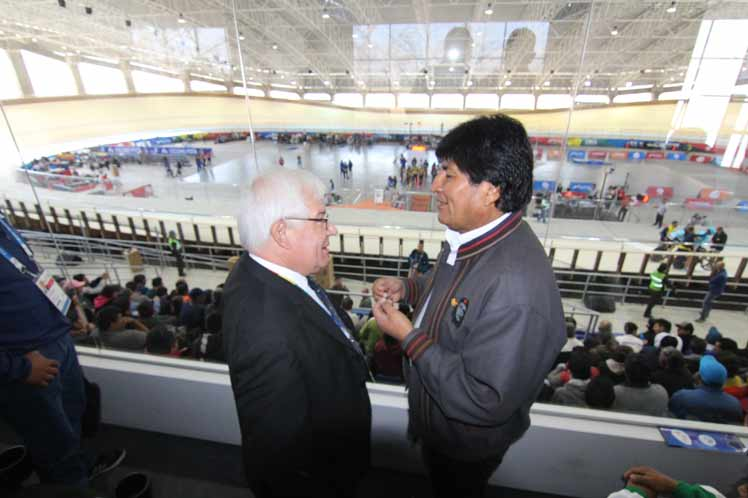 Bolivia to Run for Pan American Games 2027