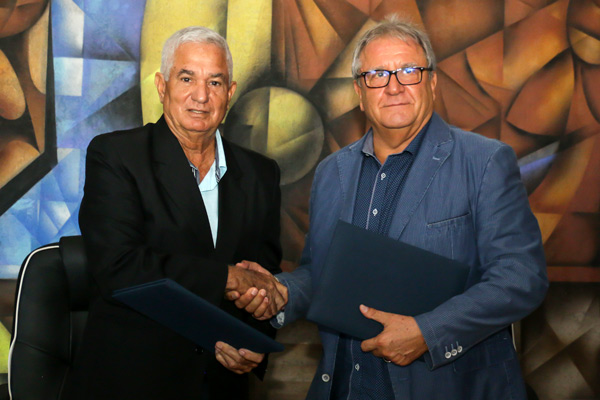Cuba and WBSC sign important agreement