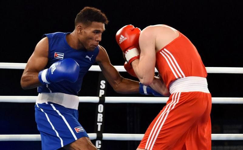 Cuba con siete boxeadores en semifinal de la Copa Química