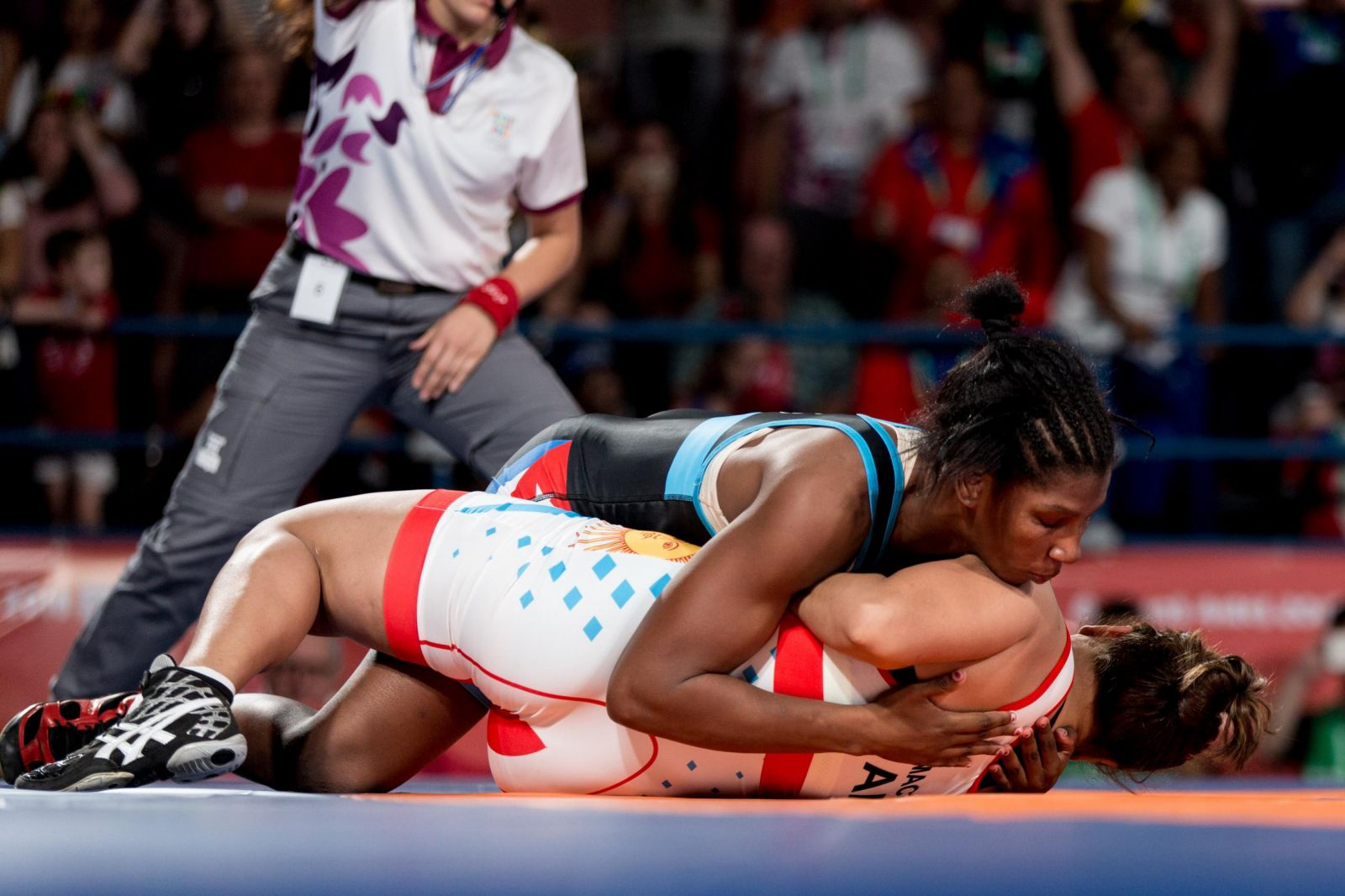 Marin becomes first Cuban to win a Junior World Wrestling title
