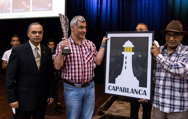 Ivanchuk se corona en el Memorial Capablanca de Ajedrez