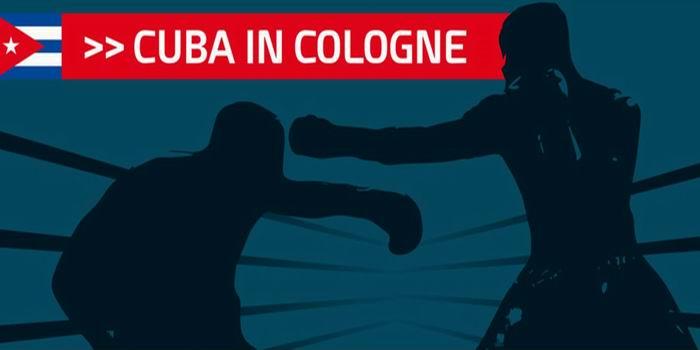Siete cubanos en el inicio de la Copa Química de boxeo