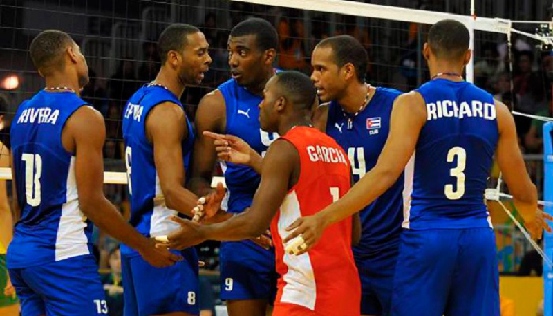 Cuba to attend Men U19 Pan-Am Volleyball Cup
