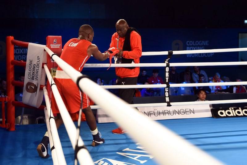Cinco victorias cubanas en torneo de boxeo en Alemania