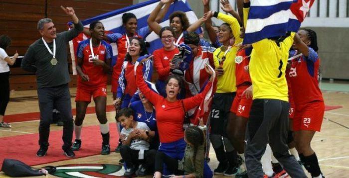 Balonmano, atletismo y remo lideran deporte cubano en junio