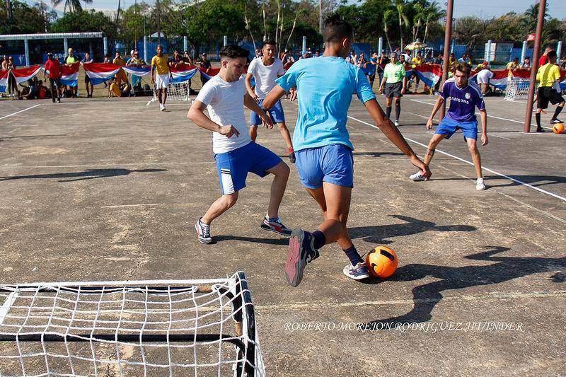Festival Nacional de Fútbol Callejero 3x3
