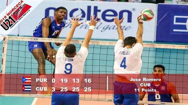 Gran actividad para el voleibol cubano en mayo